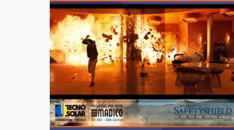 Norma Vetri Antiesplosione ISO 16933